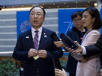 南韓財長:沒放棄開發中國家地位