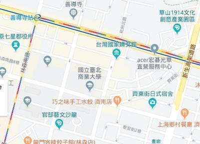 Google挺同志!「彩虹遊行路線」地圖曝光