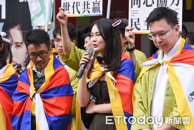林飛帆率民進黨挺平權:爸媽沒不見!信仰自由仍獲保障
