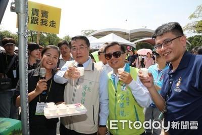 台南農特產品展售會120攤破紀錄