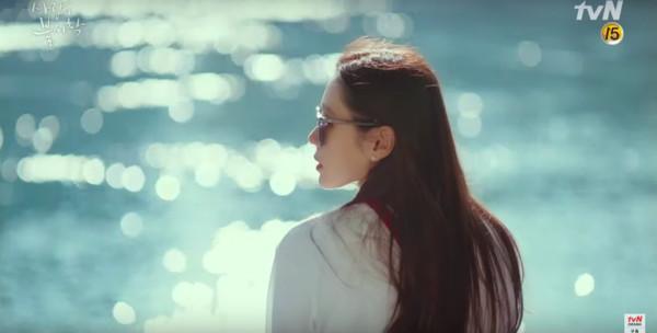 ▲▼玄彬、孫藝珍海外重逢談愛。(圖/翻攝自tvN)