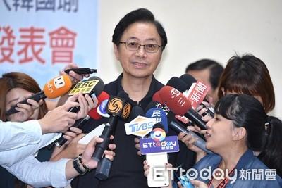 韓國瑜遊學政見挨轟 張善政籲不要追究名詞