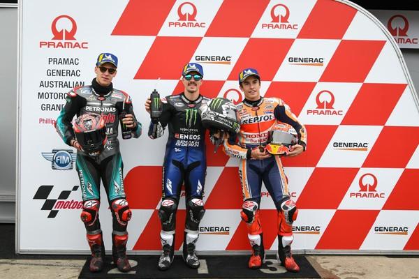 ▲MotoGP/澳洲站最速報。(圖/翻攝自MotoGP官網)