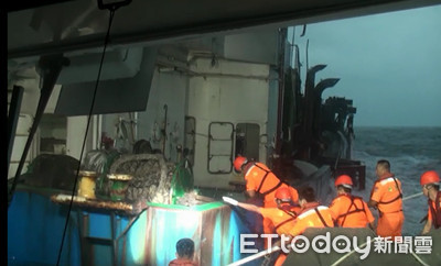 陸船盜採海峽砂 如何繩之以法?