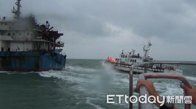 大陸盜採台灣海砂 台海反潛天險消失中