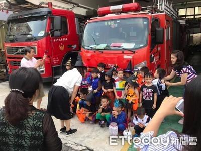 消防教育結合另類節慶