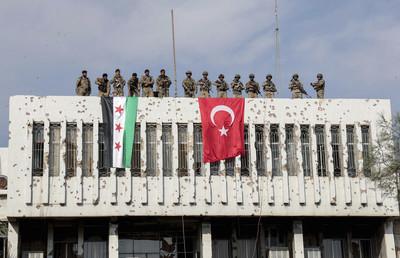 庫德族民兵攻擊 土國兵1死5傷