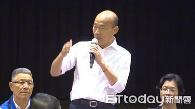 連勝文:我百分之百支持韓國瑜留學政策