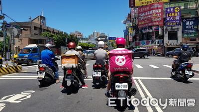 外送平台為新經濟模式 北市府促勞動部應盡快修法
