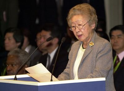 日政治學者緒方貞子病逝享壽92歲