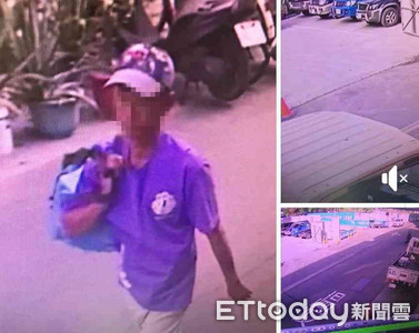 男子專竊車內財物被逮警啟聯防