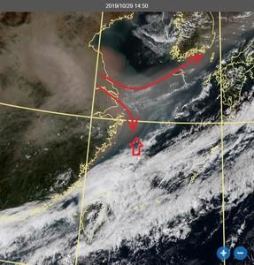 大陸沙塵暴來了 鄭明典:北台灣今晚落塵明顯