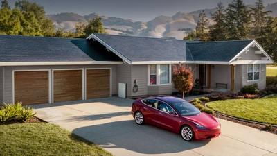 特斯推出第3代太陽能屋頂瓦片