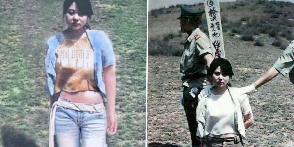 19歲狠殺同學!最美死刑犯槍決前「張開嘴巴」 行刑人秒懂她的意思