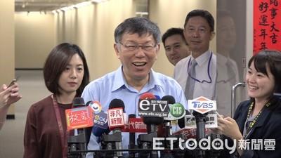 柯文哲「政治訓詁學」看韓國瑜白胖說:正事不幹有夠可憐