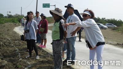 台南學甲濕地保育輕旅行