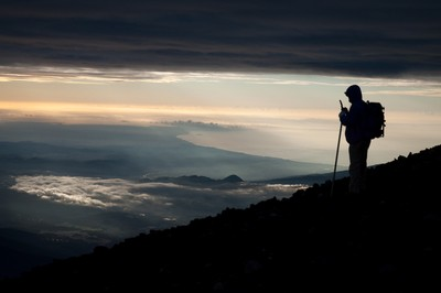 日直播主摔落富士山 山屋旁發現屍體