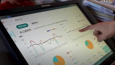 浙江小學生戴上「腦波監控儀」 注意力數據一個波動 師長APP立馬示警