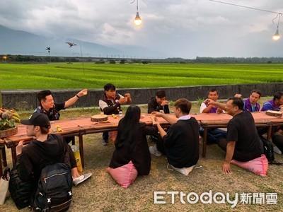 餐桌上部落旅行開賣 韓網紅驚艷