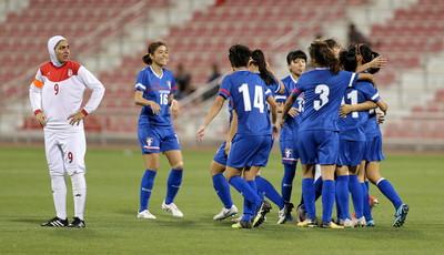 東亞盃中華女足遞補進4強決賽