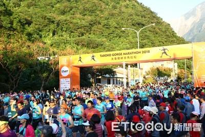 雲朗觀光馬拉松本周六花蓮開跑 攜手台泥號召百名勇士「淨跑」太魯閣