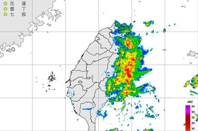 宜蘭大雨特報「2縣市防豪雨」 下周「可能20度↓」