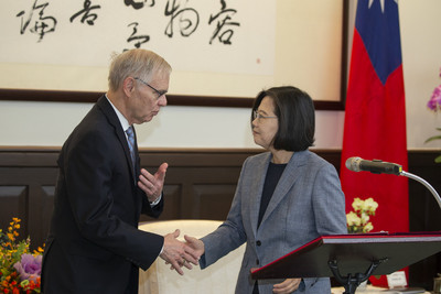 APEC峰會取消 蔡英文主張合作倡議:部長級對話