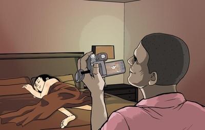 狼師肖想「親子丼」 性侵少女還逼她媽拍裸照