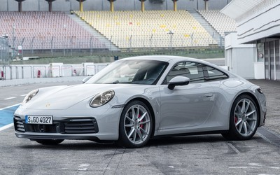保時捷911 Carrera S追加手排