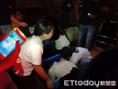 曉明女中11學生炸傷中市前往協助