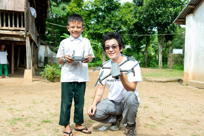 8歲童想當飛行員 魏德聖給驚喜