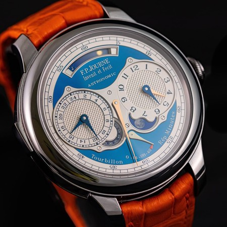 ▲▼ Only Watch          。(圖/翻攝FP Journe IG)