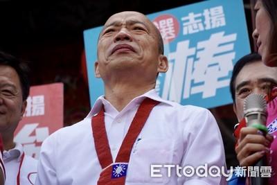 韓國瑜副手掀牌 李佳芬代夫出征訪日本、泰國、柬埔寨