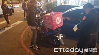 宜蘭外送員事故多 宜蘭警要嚴辦