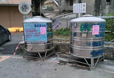 彰化7日停水 7214戶受影響