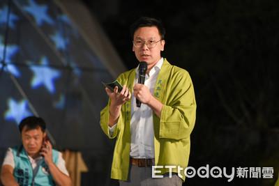 「不相信藍色和白裡透紅!」林飛帆:有人說台灣要發大財 但我們其實很富足