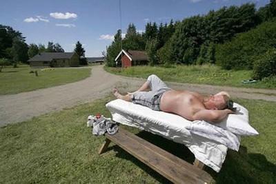 挪威巴斯托伊監獄島..唬爛根本度假村