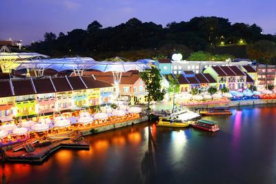 10個最美麗的「璀璨燈光都市」