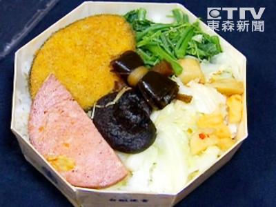 台鐵「素便當」內含豬肉? 乘客吃一口差點吐