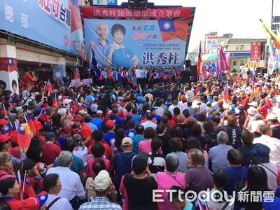 韓國瑜嘆:你有多久沒聽到「台灣錢淹腳目」