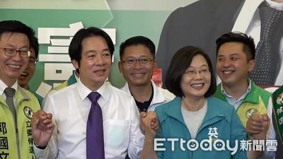 民進黨:蔡賴配最快下週四揭曉
