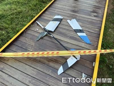 台南母遭遙控飛機砸死 原因出爐!