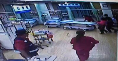 目睹媽媽爆血慘死!2歲兒送醫…畫面曝光