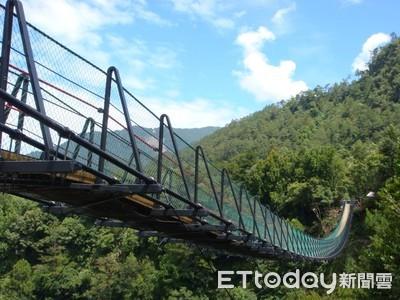 童墜奧萬大吊橋亡 林務局要檢測這9座吊橋