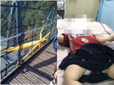 2歲兒墜80m亡…母抓空崩潰 消防員還原過程