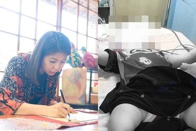 2歲童吊橋墜亡!網質疑死因…女律師打臉