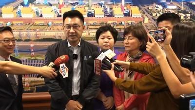 再傳是韓國瑜副手 江啟臣:盡責就是最好助選