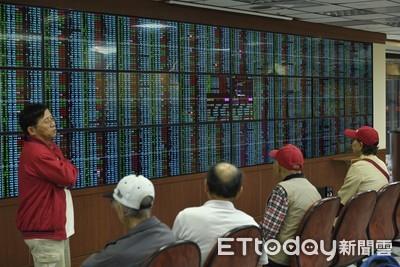 台股收盤下跌72點失守11600點 三大法人合計賣超109.29億元