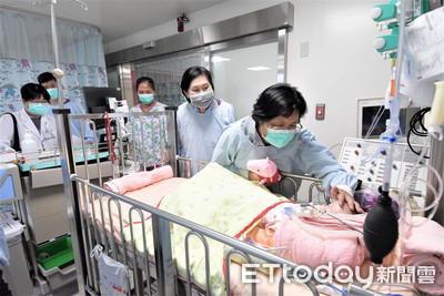 國道5車連環撞 8月女嬰生命穩定