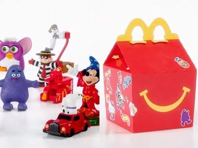 麥當勞17款經典玩具全數回歸